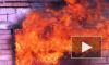 В Астрахани сотрудники ГИБДД спасли детей из горящего дома