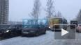 Видео: на Токсовском шоссе легковушка столкнулась ...