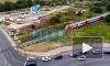 Видео: в Кудрово был замечен поезд до Петербурга
