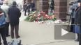 В Петербурге закрасили граффити, посвященное погибшим ...