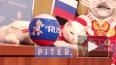 Кот Ахилл неохотно предсказал победу России в предстоящем ...
