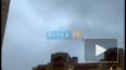 """Видео: Неизвестныйканатоходец""""повис в воздухе""""между ..."""
