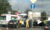 В сети появилось видео с места массовой аварии на Дмитровском шоссе в Москве