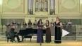 Юбилей Алексея Гориболя в Филармонии