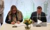 Gatchina Gardens и Сбербанк будут развивать стандарты цифровой экономики