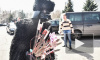 Одесский Дарт Вейдер поздравил Саакашвили с профессиональным праздником