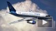 Летевший в Копенгаген SuperJet-100 вернулся в Москву ...