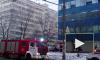 В Петербурге горела сауна фитнес-клуба, на улицу пришлось вывести 5 человек
