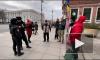На Малой Садовой одиночными пикетами поддержали крымских татар