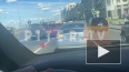 """Видео: на Воскресенской набережной """"притерлись"""" друг ..."""