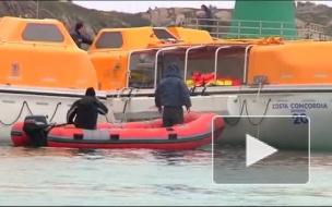 Капитан затонувшей Costa Concordia отстранен от работы в круизной компании