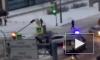 На улице Джона Рида произошло ДТП с участием скорой помощи