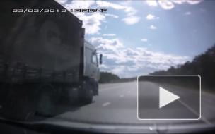 Печалька на трассе Сургут - Нефтеюганск.