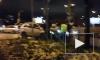 В Петербурге на злосчастном перекрестке снова произошло ДТП