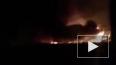 Ночью в Москве в автопарке сгорели 15 автобусов
