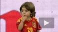 Сборная Испании отпраздновала триумф на Евро-2012 ...