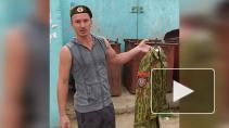 Белорусы выбросили в мусор форму спецназа