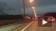 Полиция Петербурга задержала водителя грузовика, устроив...