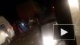 В Ленобласти школьный автобус столкнулся с лесовозом