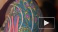 ВЦИОМ: 11% россиян имеют татуировки