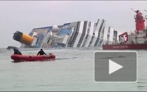 Экипаж Costa Concordia подтвердил бегство капитана Скеттино