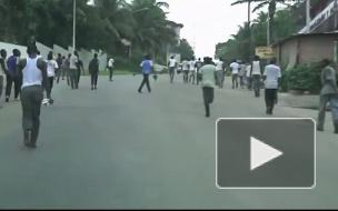 Столкновения в Кот-д'Ивуаре. Есть жертвы