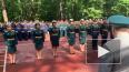 В Военно-медицинской академии клятву Гиппократа дали ...