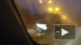 Видео: в Подмосковье микроавтобус врезался в фуру, ...