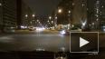 Видео: в Кудрово грузовик столкнулся с легковушкой