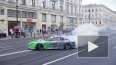 На Невском устроили опасные гонки