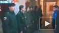Солдаты из Чечни заставили сослуживцев скандировать ...