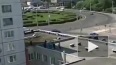 Ужасающее видео из Кемерово: женщина сорвалась с 6 этажа...
