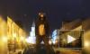 Видео из Казани: парень-обезьяна станцевал на движущемся авто