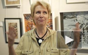 В Выборге открылась персональная выставка художника Елены Ивановой