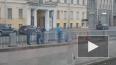 Видео: петербуржцы решили порыбачить в центре города