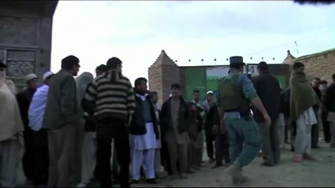 Девять погибших при теракте в Афганистане