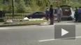 В Алматы ужасная пробка из-за ДТП на Восточной объездной