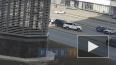 Видео: неизвестные угнали авто с Туристской улицы