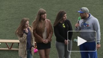 Интервью игроков женской сборной России