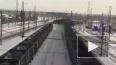 Под Иркутском сошли с рельсов 30 вагонов с углем