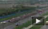 ДТП на путях заблокировало движение трамваев в сторону Володарского моста