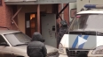 В Московском районе на мужчину упала штукатурка, его уве...