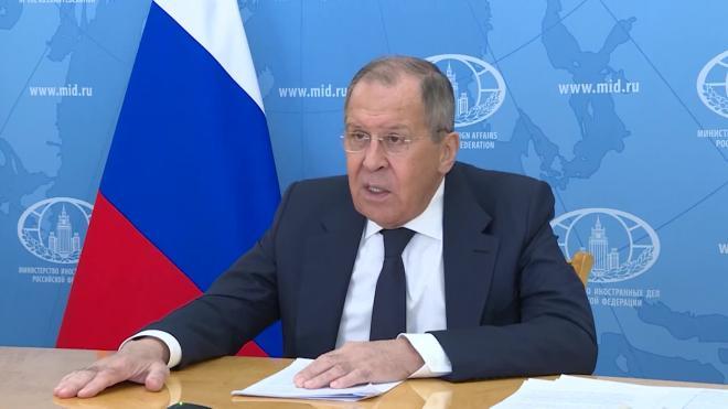 Лавров пояснил, почему плану Ирана по Карабаху не уделили внимание