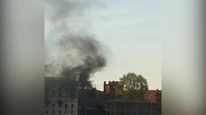 На Кушелевской дороге перевернулся автомобиль: есть жертвы