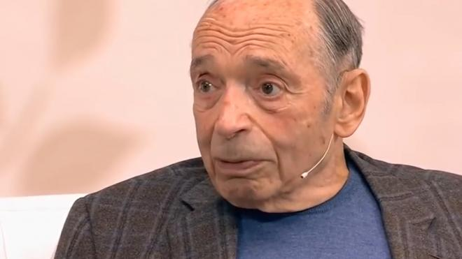 На 86-м году жизни умер Валентин Гафт