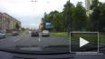 Массовое ДТП на Московском проспекте попало на видео