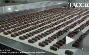 Украинское правительство требует встречи, чтобы обсудить качество конфет