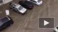 Очевидец снял затопленные улицы Лиссабона