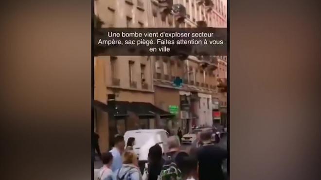 Задержан еще один подозреваемый во взрыве на пешеходной улице Лиона