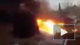 Появилось видео, как сбили военный российский самолет ...